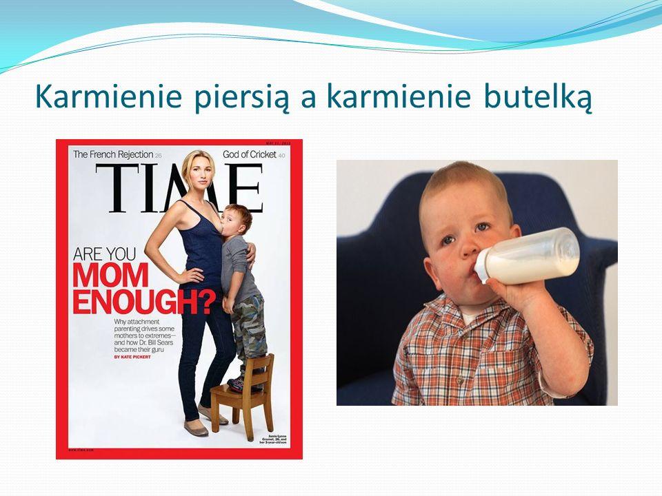 MIT: Dziecko płacze, ponieważ jest głodne, gdyż mama ma za mało pokarmu Płacz niemowlęcia jest jedynym sposobem na komunikację.