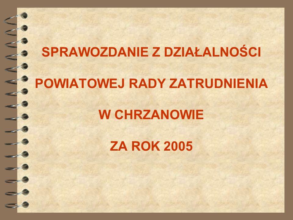 Posiedzenie III - 11 kwiecień 2005r.PORZĄDEK POSIEDZENIA: 1.