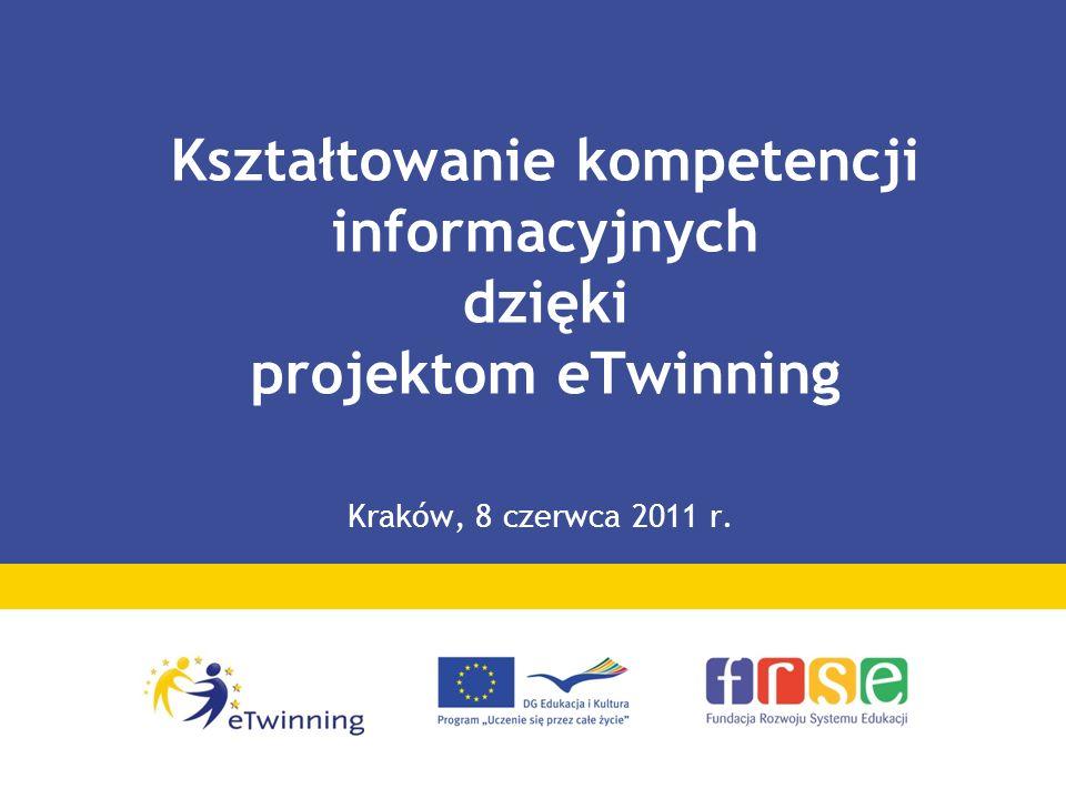 Program eTwinning Europejska współpraca przedszkoli, szkół podstawowych, gimnazjów i szkół ponadgimnazjalnych za pośrednictwem mediów elektronicznych i promowanie szkolenia nauczycieli.