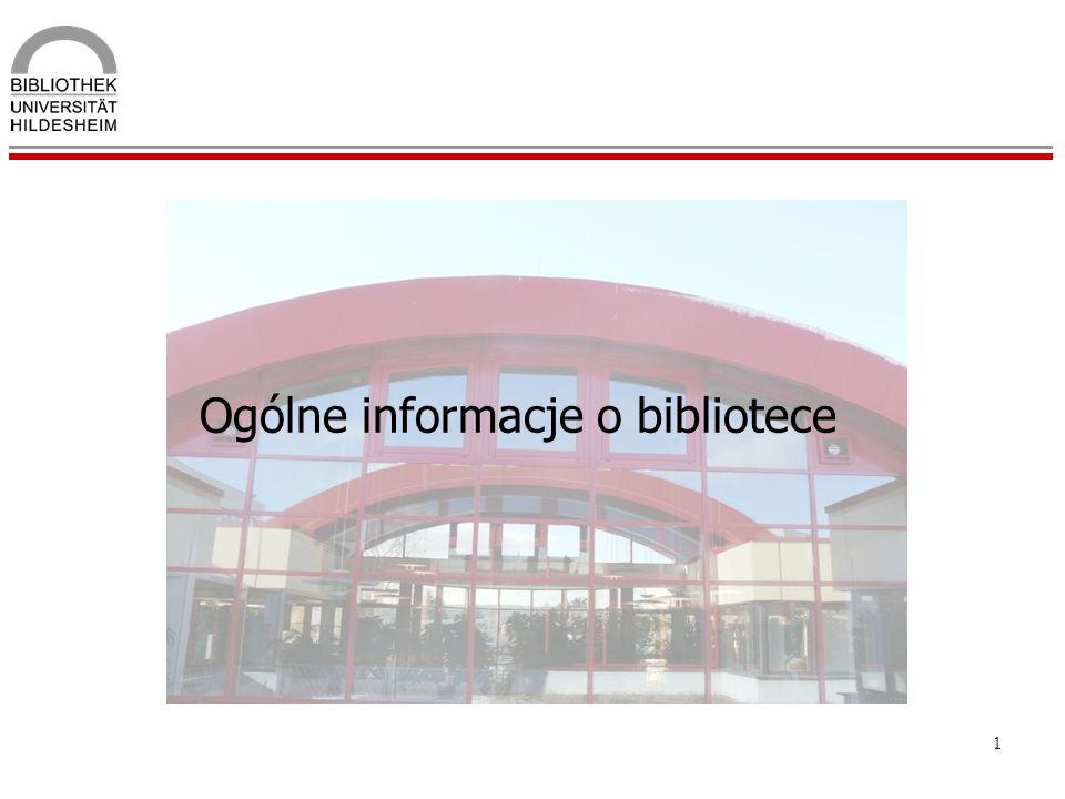 1 Ogólne informacje o bibliotece
