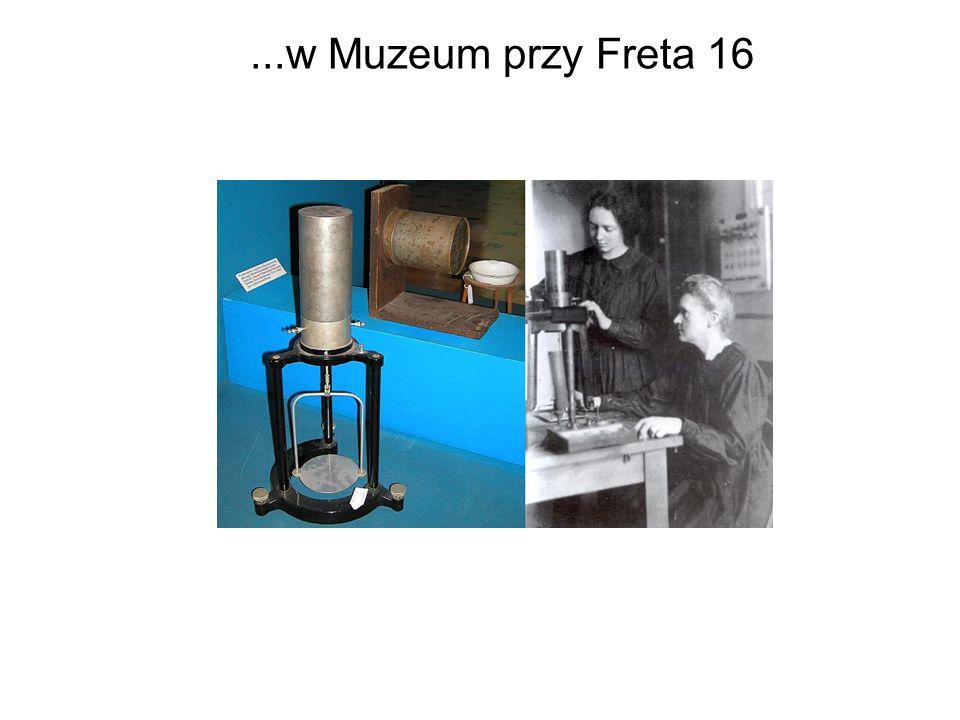 ...w Muzeum przy Freta 16