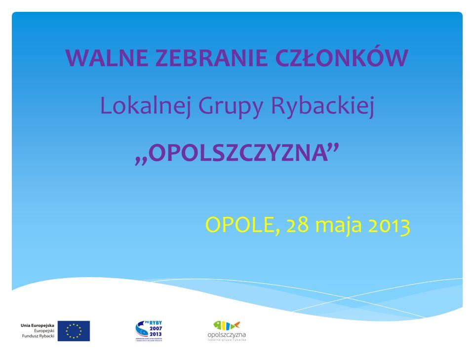 DZIĘKUJĘ ZA UWAGĘ Aleksandra Czerkawska – Dyrektor Biura LGR Opolszczyzna