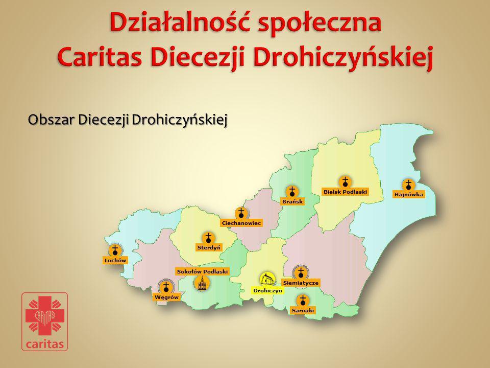 Obszar Diecezji Drohiczyńskiej