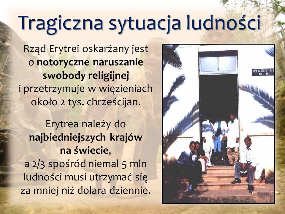 Jednym z przejawów drastycznego łamania wolności religijnej jest wydalanie z kraju misjonarzy.