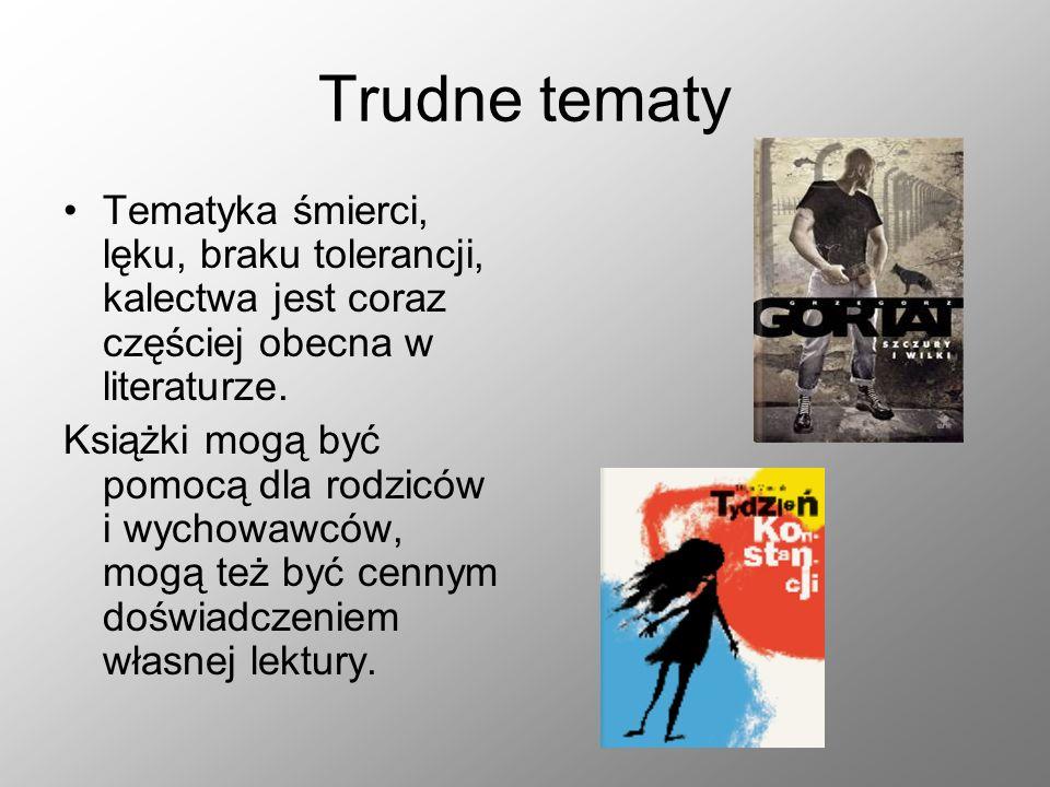 Ważne linki www.ibby.pl www.bromba.pl www.instytutksiazki.plwww.i www.qlturka.pl www.ryms.pl