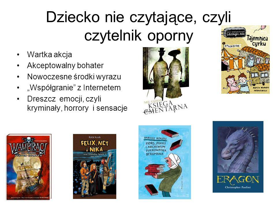 Przedstawiona prezentacja to fragment wystąpienia pani Marii Kulik, bibliotekarza i członka Stowarzyszenia Przyjaciół Książki dla Młodych (Polska Sekcja IBBY).