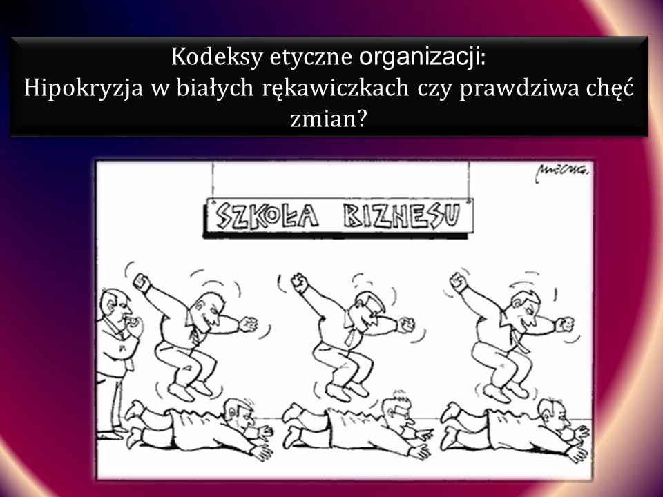 Przykładowy kodeks etyczny - KODEKS PRACOWNIKA Pamiętając o chlubnych tradycjach w ponad czterechsetletniej historii Poczty Polskiej, chcemy pielęgnować najlepsze wzorce postępowania polskich Pocztowców.