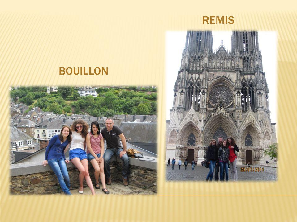 BOUILLON REMIS