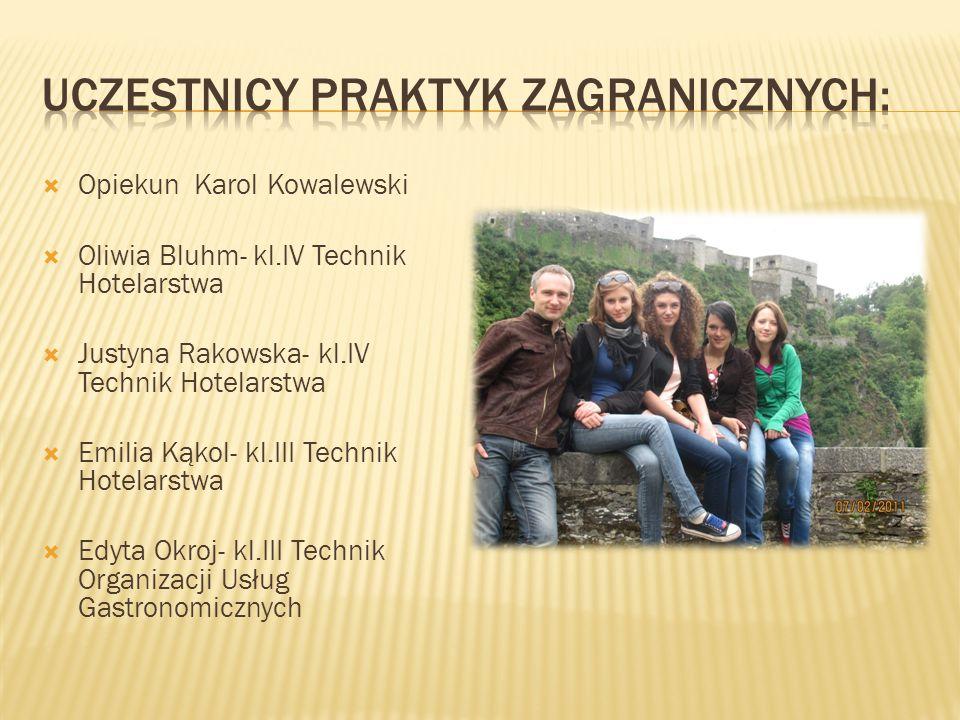 Wszyscy uczestnicy projektu wzięli udział w przygotowaniu: - pedagogicznym - organizacyjnym - językowym (35 godzin) - kulturowym