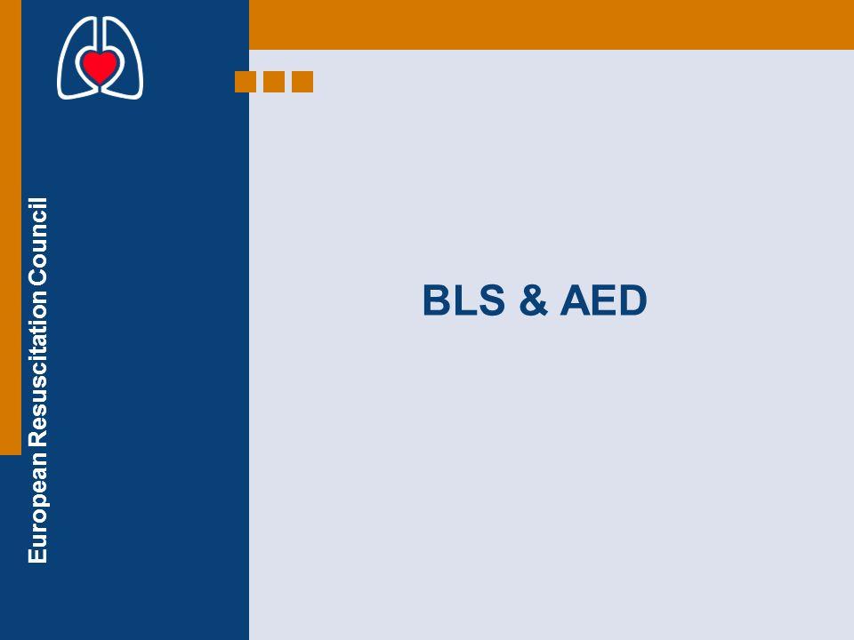 European Resuscitation Council BLS & AED
