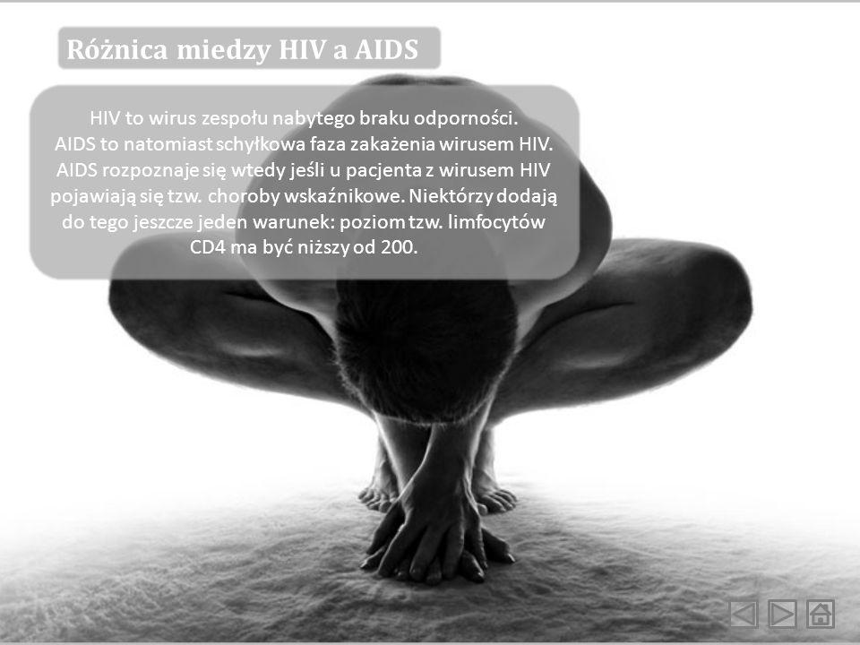 Zakażenie HIV przenosi się w kontaktach zarówno hetero-, jak i homoseksualnych. Jedynym wyjątkiem jest sytuacja, kiedy dla obojga partnerów jest to pi