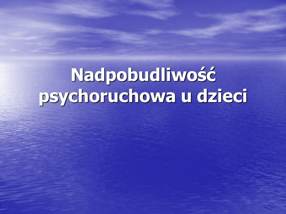 Czy wiesz, że…