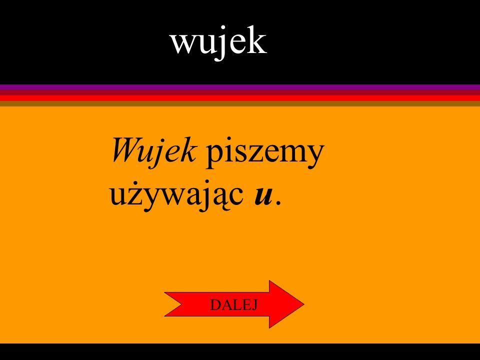 w__jek uó