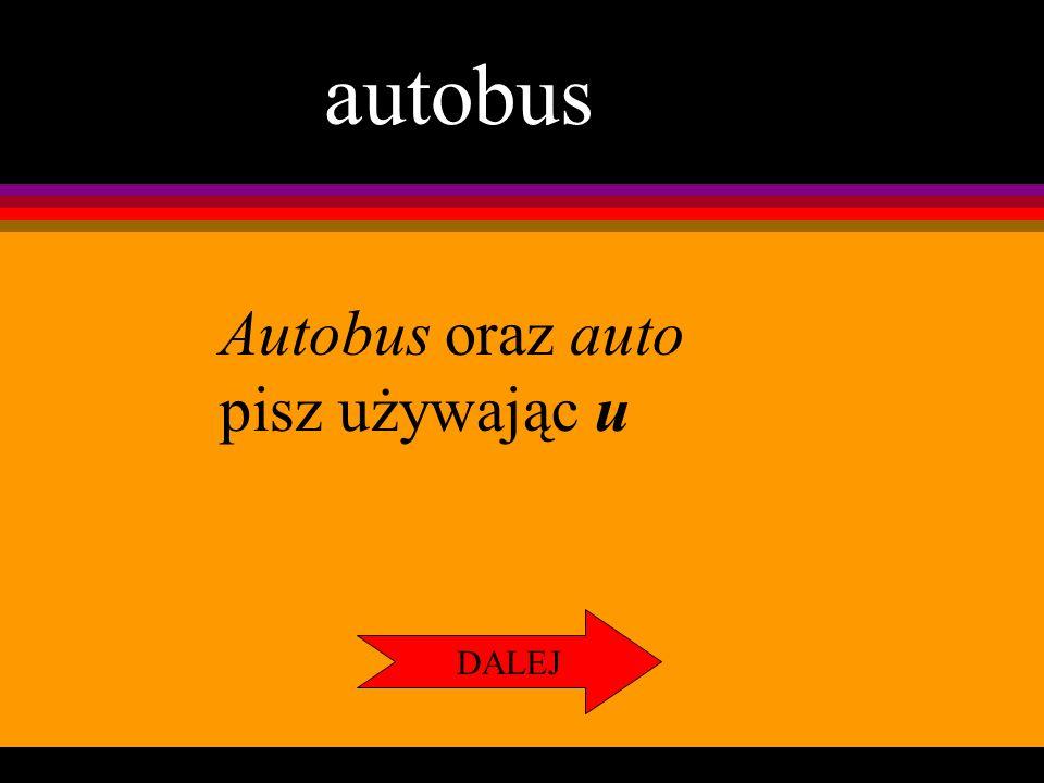a__tobus uó