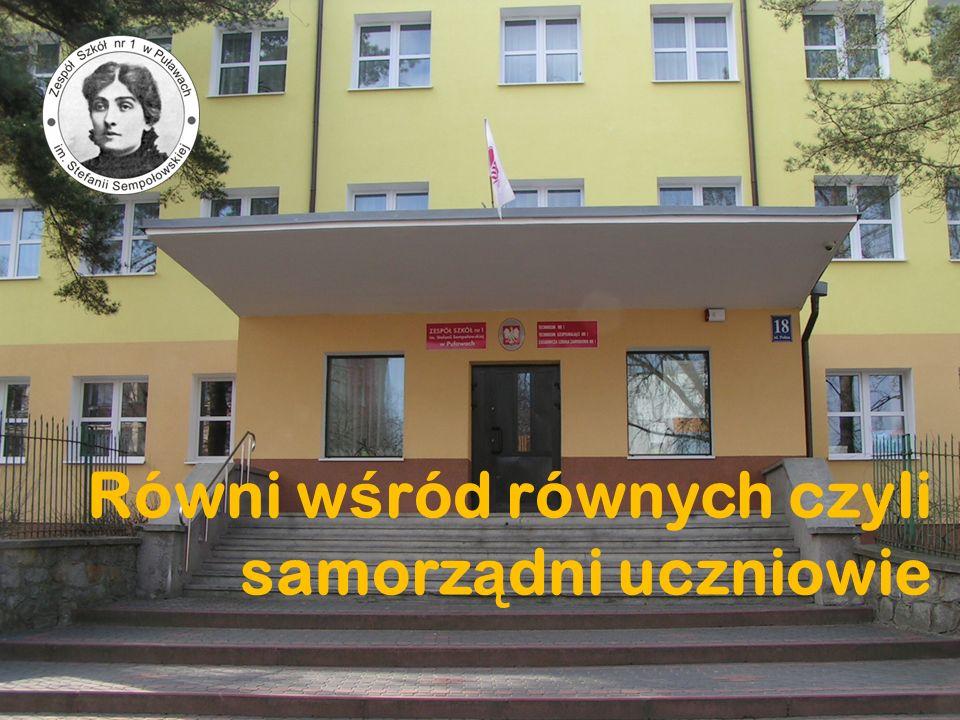 Samorząd Uczniowski działa wg planu pracy, który zatwierdzają przedstawiciele samorządów klasowych.