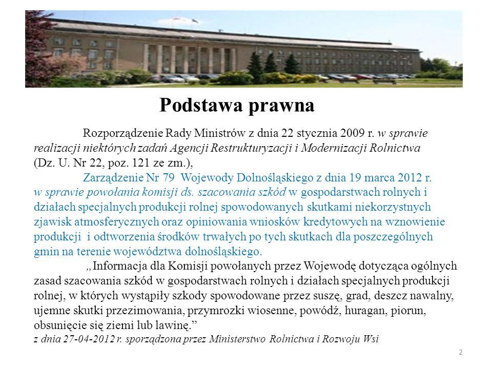 Rozporządzenie Rady Ministrów z dnia 22 stycznia 2009 r. w sprawie realizacji niektórych zadań Agencji Restrukturyzacji i Modernizacji Rolnictwa (Dz.
