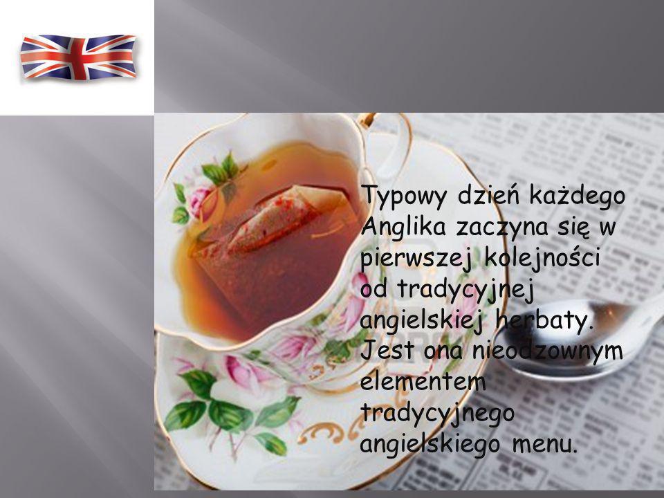 Tradycyjne śniadanie serwowane jest na ciepło. Śniadanie angielskie to efekt klęsk głodowych w dawnej Anglii. Rolnicy wstający o poranku do pracy w po
