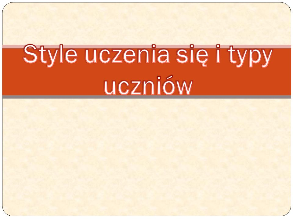 Test określający styl uczenia się: http://ciekawanauka.com.pl/index.php/rozpoz nawanie-wlasnego-stylu-uczeni-sie/ Bibliografia: http://www.stypendium.info.pl/node/104 http://lingolab.pl/blog/najlepsze-metody- nauki-jezyka-obcego-dla-wzrokowca http://artelis.pl/artykuły/5113/style-uczenia- sie-znajdz-sposob-by-uczyc-sie-szybciej-i- efektywniej Edyta Pawlik Skuteczne techniki zapamiętywania słówek i nauki języka niemieckiego.