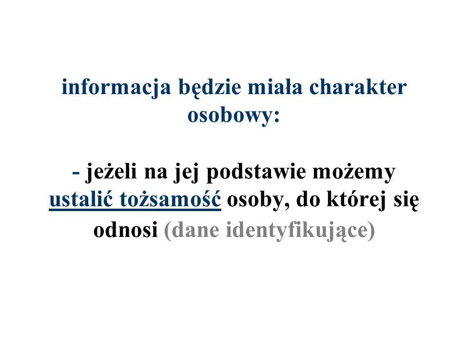 -zapoznanie pracowników przetwarzających dane z zasadami zawartymi w: a) polityce bezpieczeństwa informacji b) instrukcji zarządzania systemem informatycznym (te dokumenty muszą być faktycznie wdrożone)