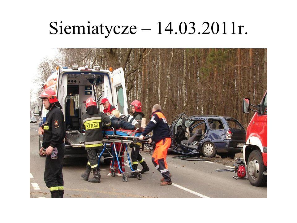 Siemiatycze – 14.03.2011r.