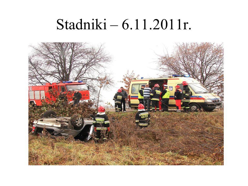 Stadniki – 6.11.2011r.