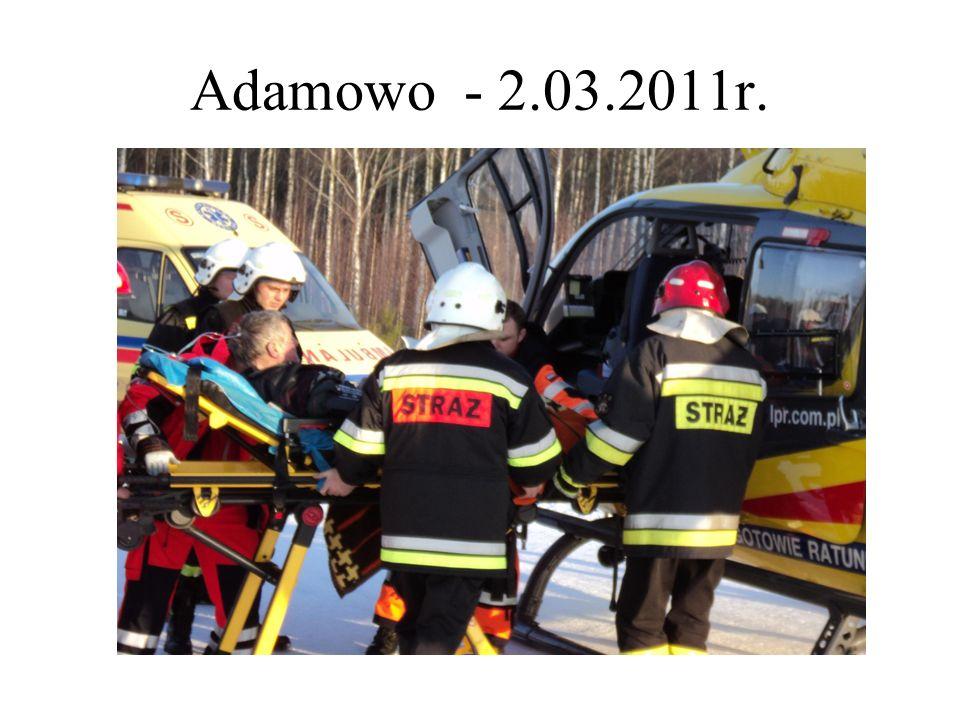 Adamowo - 2.03.2011r.