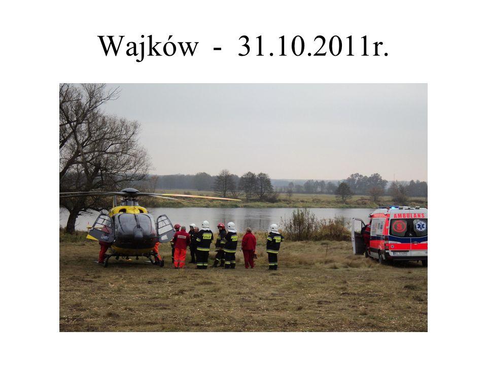 Wajków - 31.10.2011r.