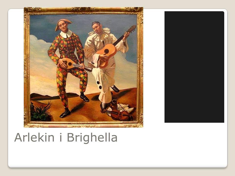 Arlekin i Brighella