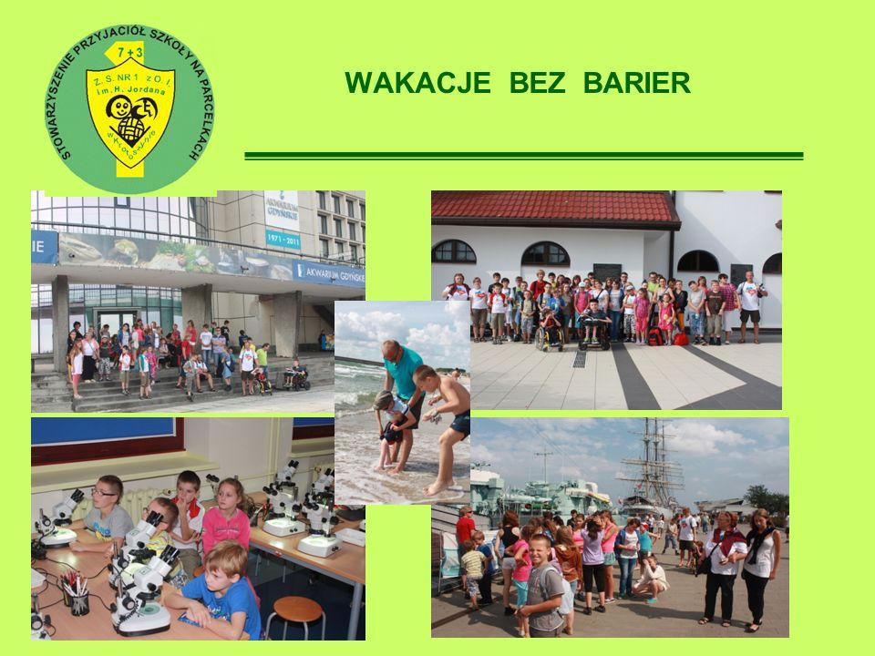Przez cały rok szkolny członkowie stowarzyszenia gromadzili środki finansowe organizując między innymi: Koncert VIP – y śpiewają 2012