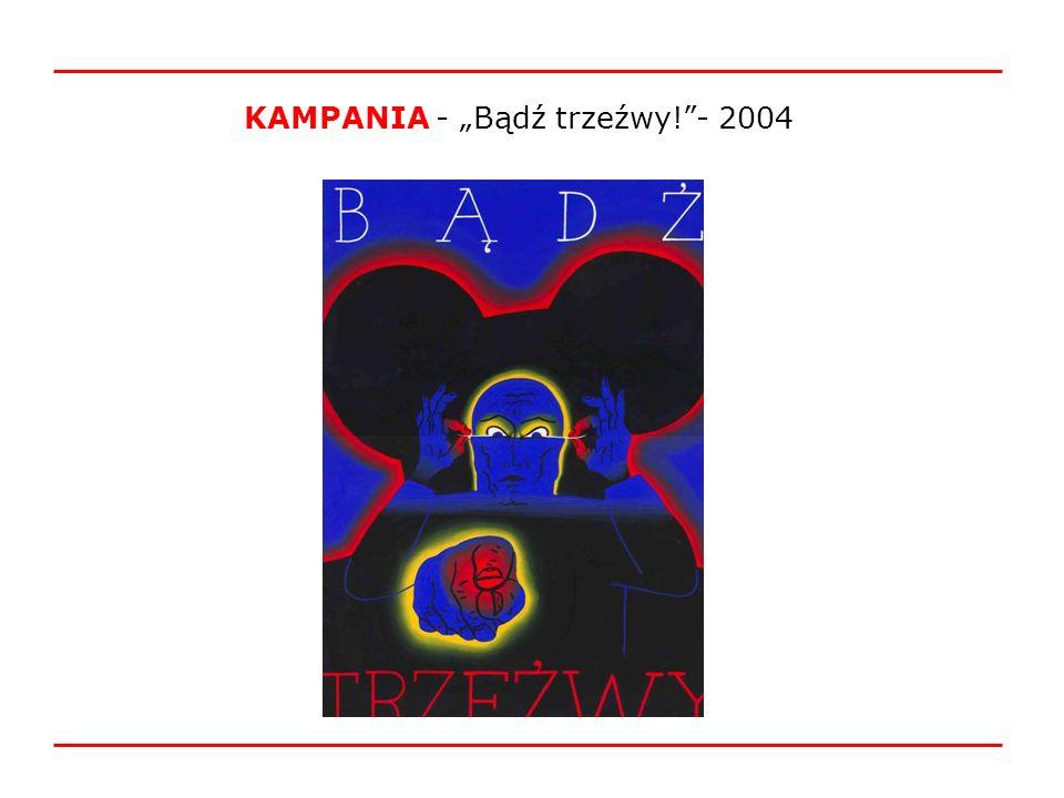 KAMPANIA - Bądź trzeźwy!- 2004