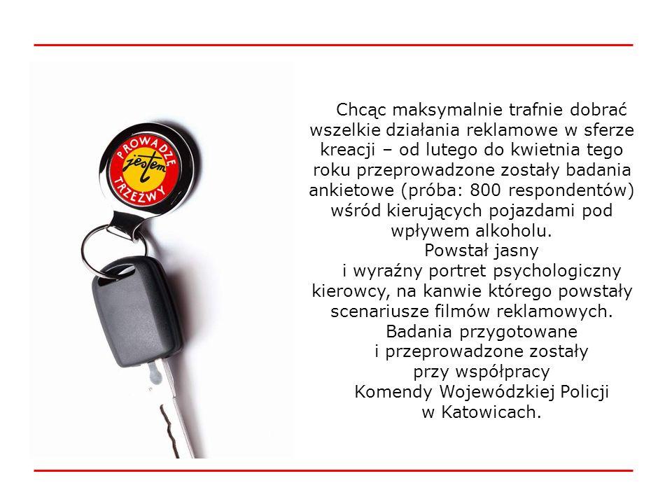 Kampania Prowadzę – jestem trzeźwy jest kontynuacją akcji promujących trzeźwość realizowanych w latach 1999-2006 Autorem logo i plakatów z lat 1999 - 2005 jest prof.
