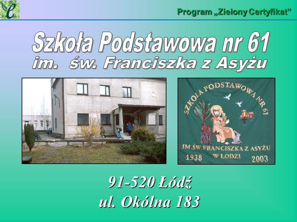 91-520 Łódź ul. Okólna 183