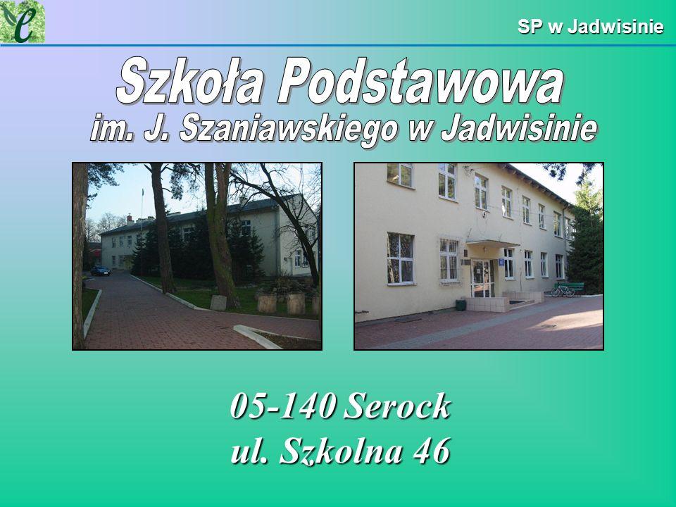 SP w Jadwisinie 05-140 Serock ul. Szkolna 46