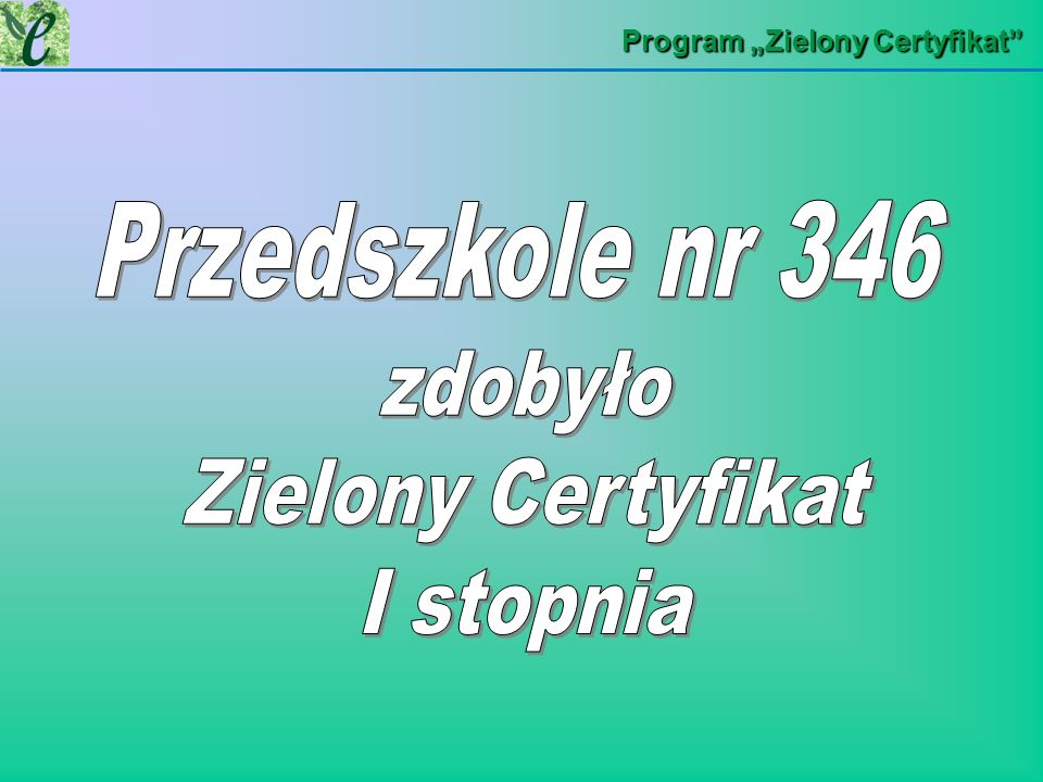 Warszawa - Gimnazjum nr 4 Monitoring stanu środowiska NASZE DZIAŁANIANASZE DZIAŁANIA