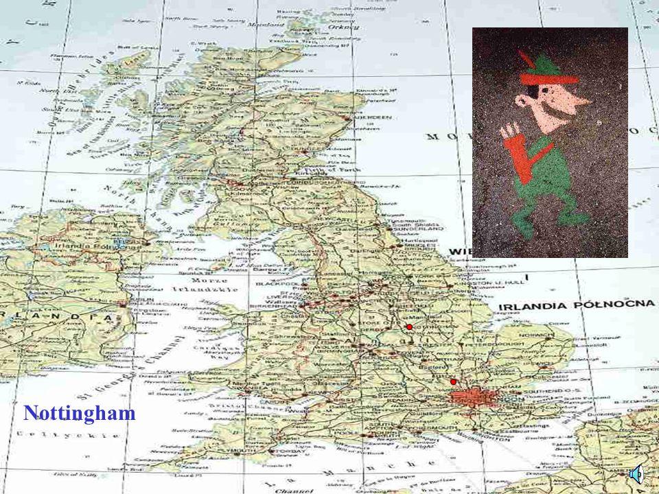 TRASA PODRÓŻY TRASA PODRÓŻY ANGLIA i SZKOCJA ANGLIA i SZKOCJA sierpień 2004 sierpień 2004
