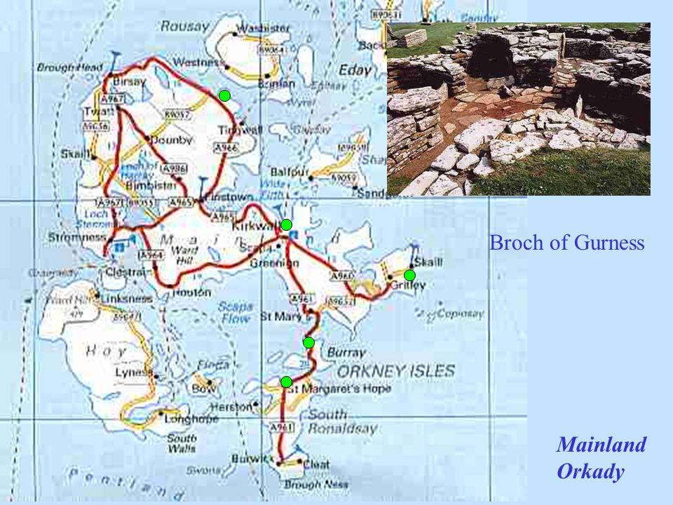 Mainland Orkady