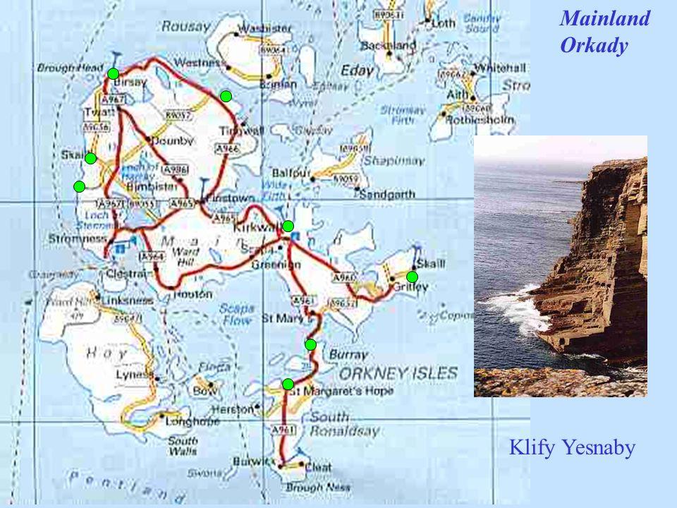 Mainland Orkady Skara Brae