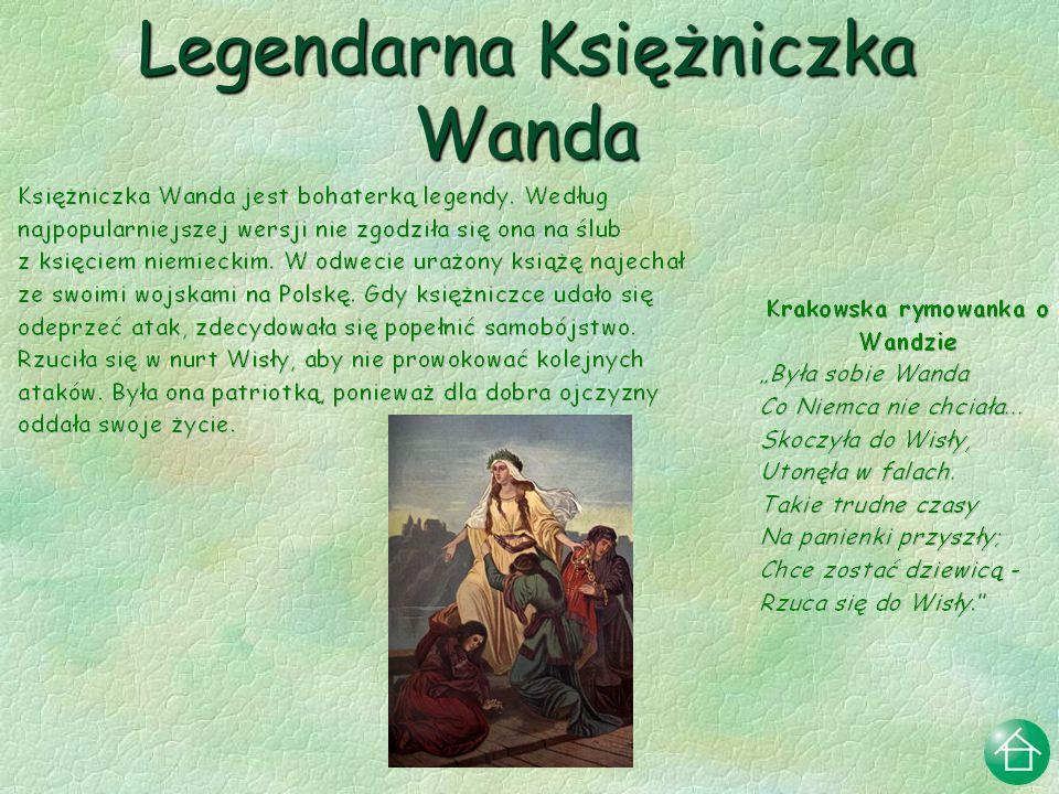 Legendarna Księżniczka Wanda