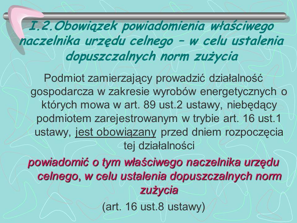 Projektowane zmiany do ustawy o podatku akcyzowym alkoholu etylowego całkowicie skażonego Zwolnienie od akcyzy produkowanego na terytorium kraju alkoholu etylowego całkowicie skażonego skażalnikami wskazanymi tylko przez Polskę w rozporządzeniu Komisji (WE) nr 3199/93 z dnia 22 listopada 1993r., w sprawie wzajemnego uznawania procedur całkowitego skażania alkoholu etylowego do celów zwolnienia z podatku akcyzowego, w tym zawarty w wyrobach nieprzeznaczonych do spożycia przez ludzi