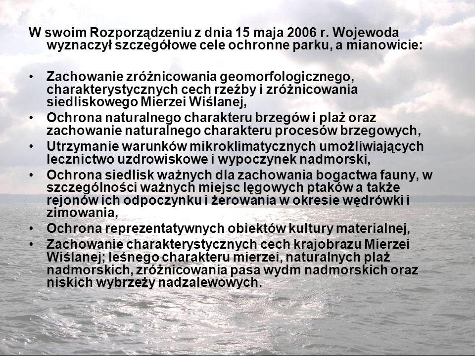 W swoim Rozporządzeniu z dnia 15 maja 2006 r.