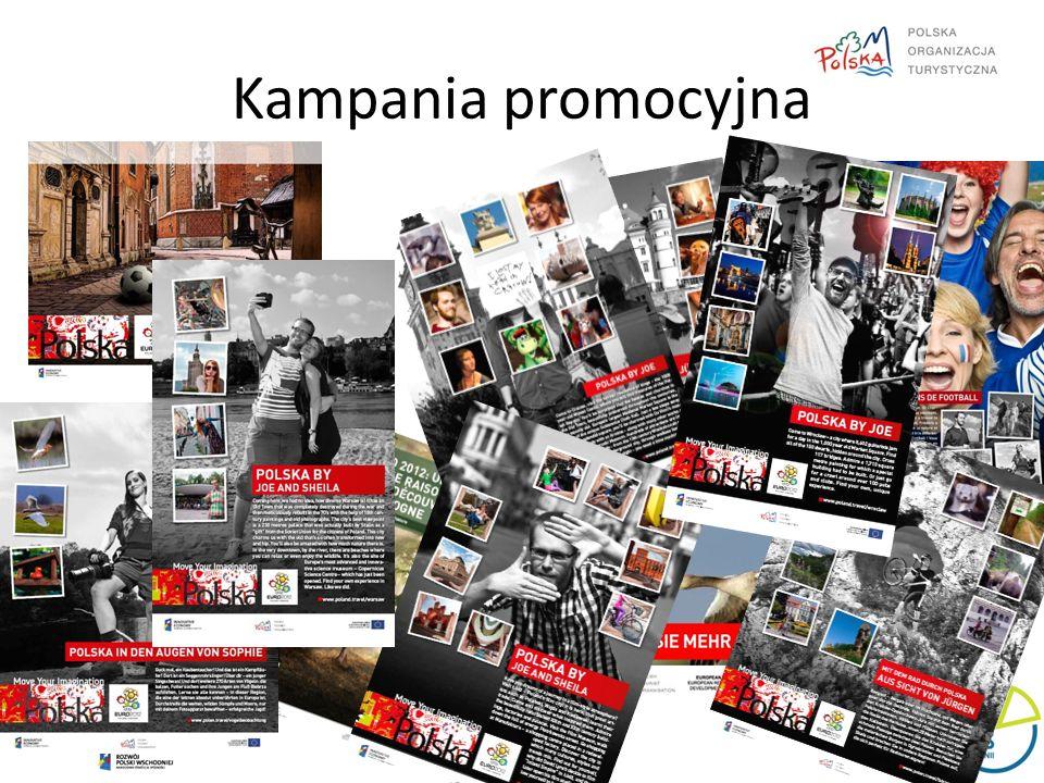 5 Badanie skuteczności kampanii Cele badania: – Ocena kampanii promocyjnej na rynkach brytyjskim, niemieckim i francuskim realizowanej w ramach projektu Promujmy Polskę razem.