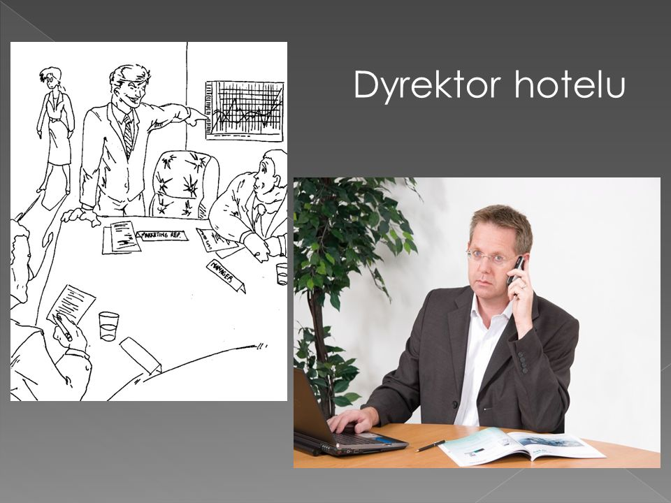 Dyrektor hotelu