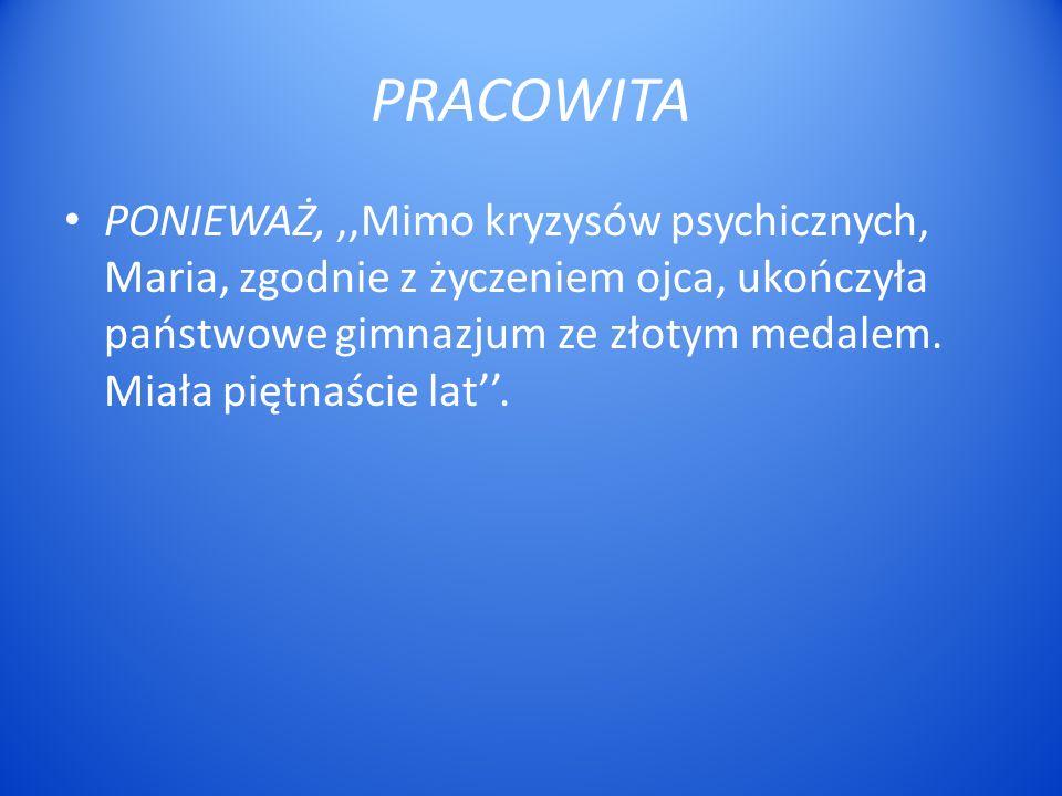 Wykonały Kamila Kawałko kl 2B Alina Skwara kl 2C