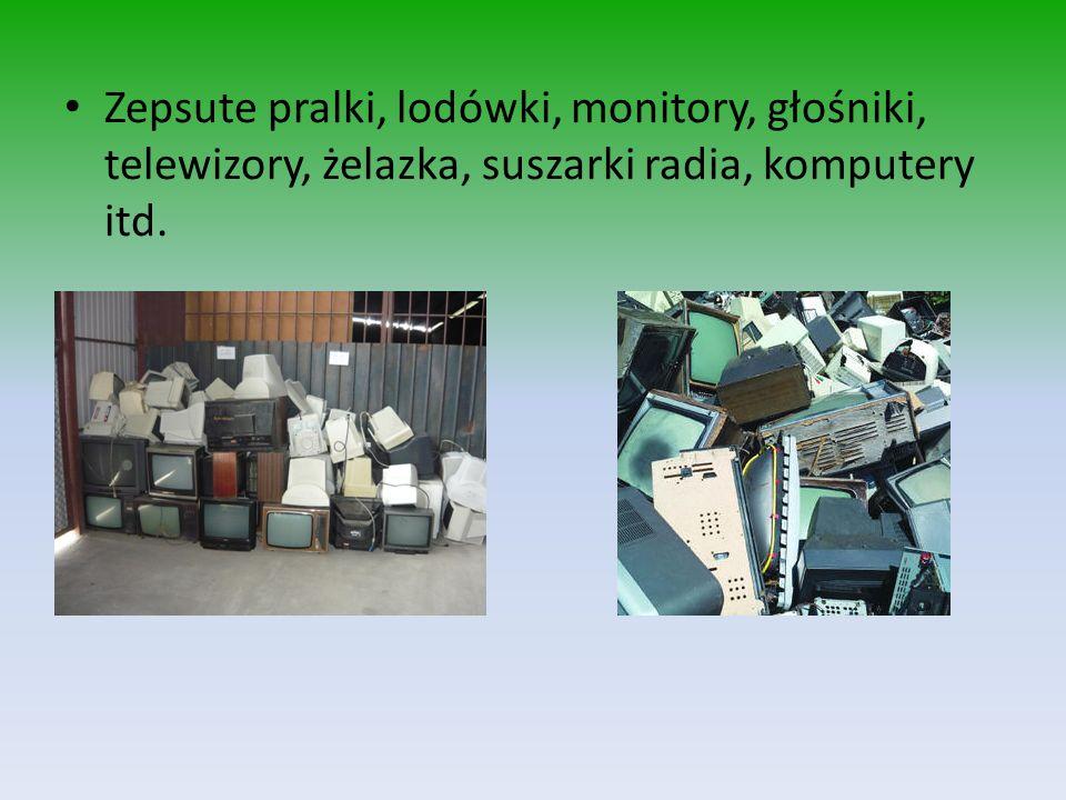 Co zrobić z elektrośmieciami ? Bardzo ważne…Ogranicz ich powstawanie!To możesz na pewno!