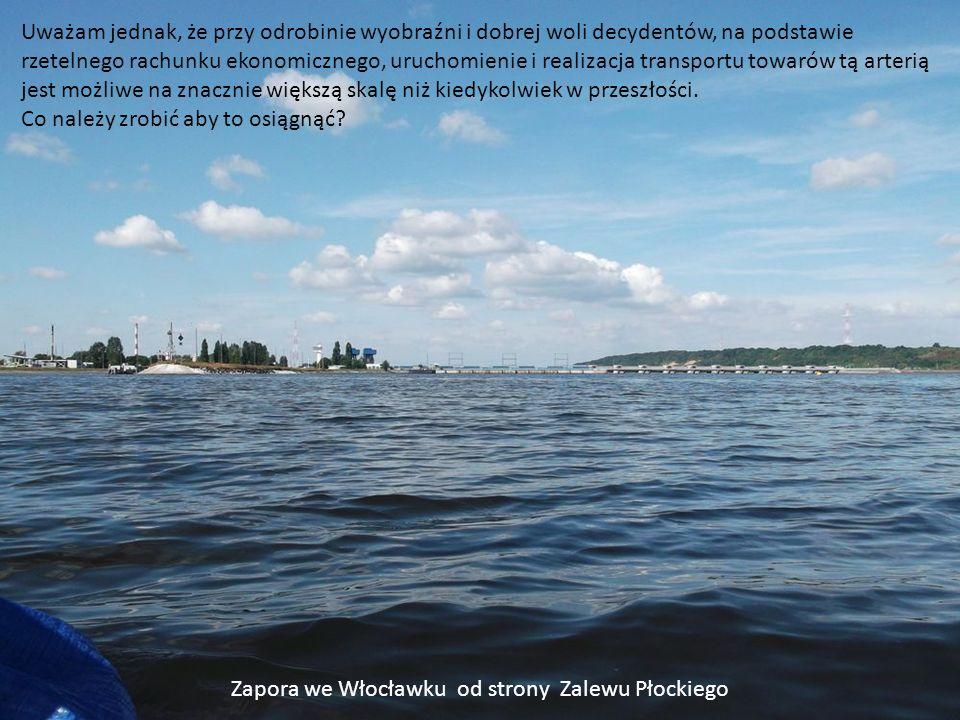 Eksploatacja floty stworzonej według proponowanych założeń wymaga nowoczesnych, wydajnych systemów logistycznych przy organizacji i realizacji przepływu towarów.