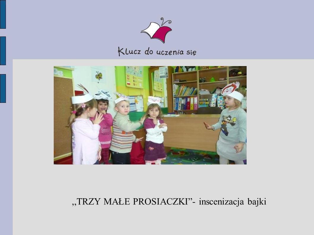 ,,Trzy Koziołki Spryciołki- poznanie bajki