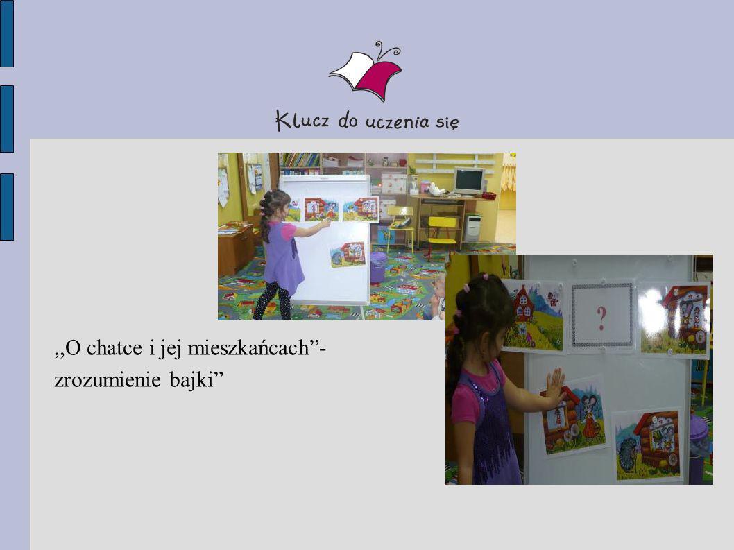 ,,O chatce i jej mieszkańcach- modelowanie kinestetyczne z użyciem mediatorów