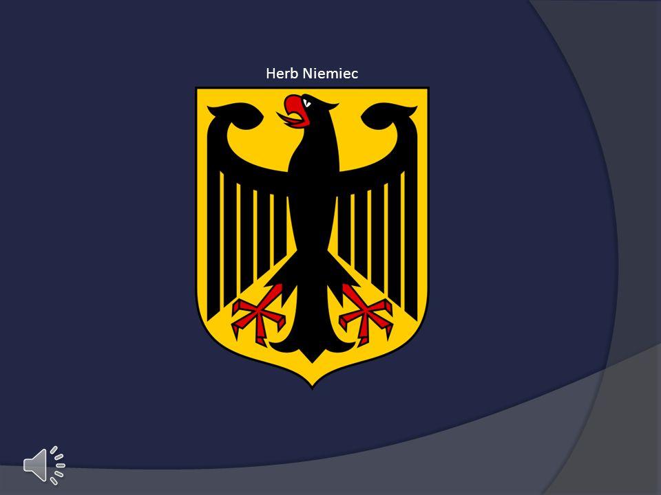 Bundesrepublik Deutschland (BRD) Republika Federalna Niemiec (EFN) Flaga Niemiec