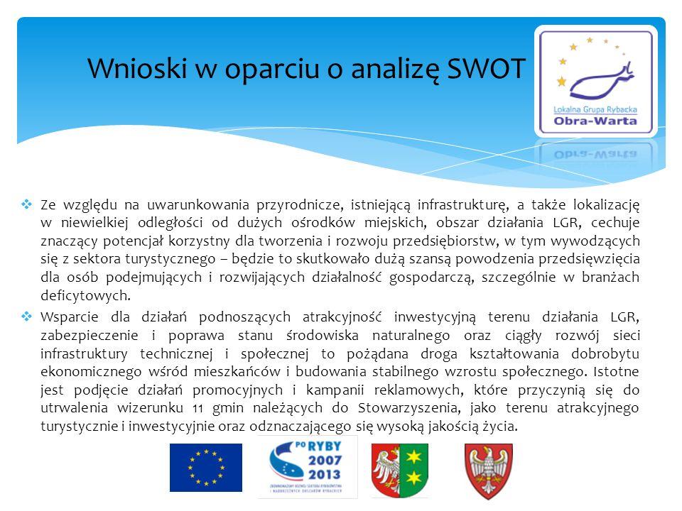 Dziękuję za uwagę Stowarzyszenie Lokalna Grupa Rybacka Obra – Warta ul.