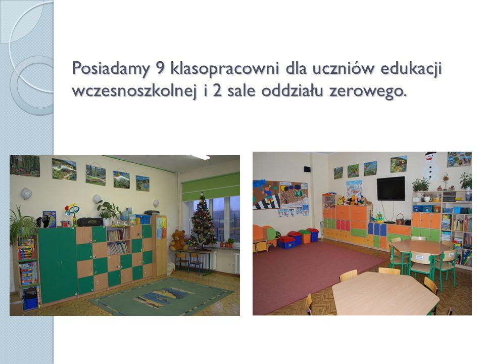 Nasza szkoła jest jedną z największych szkół podstawowych na terenie powiatu konińskiego.
